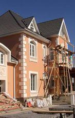 дизайн фасада частных домов